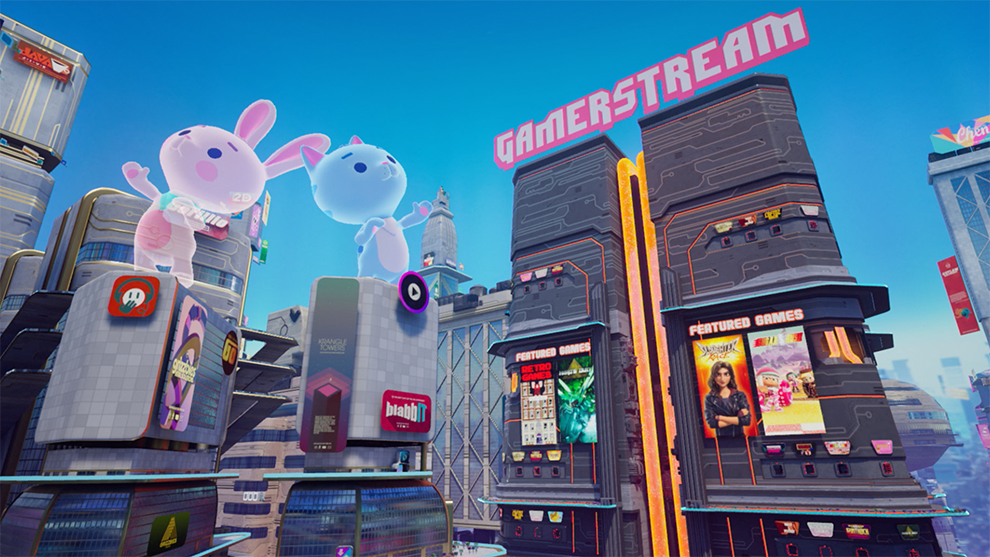 Building Ralph Breaks VR