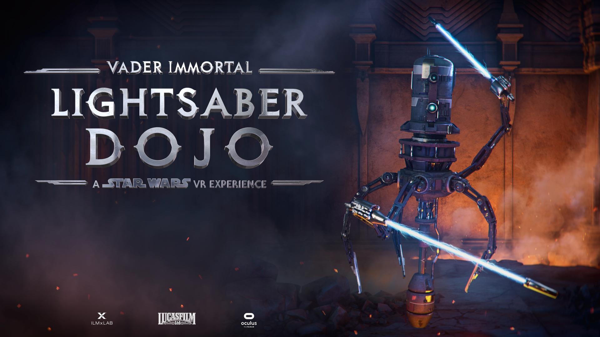 Lightsaber Dojo Coming to Select Locations on December 19th