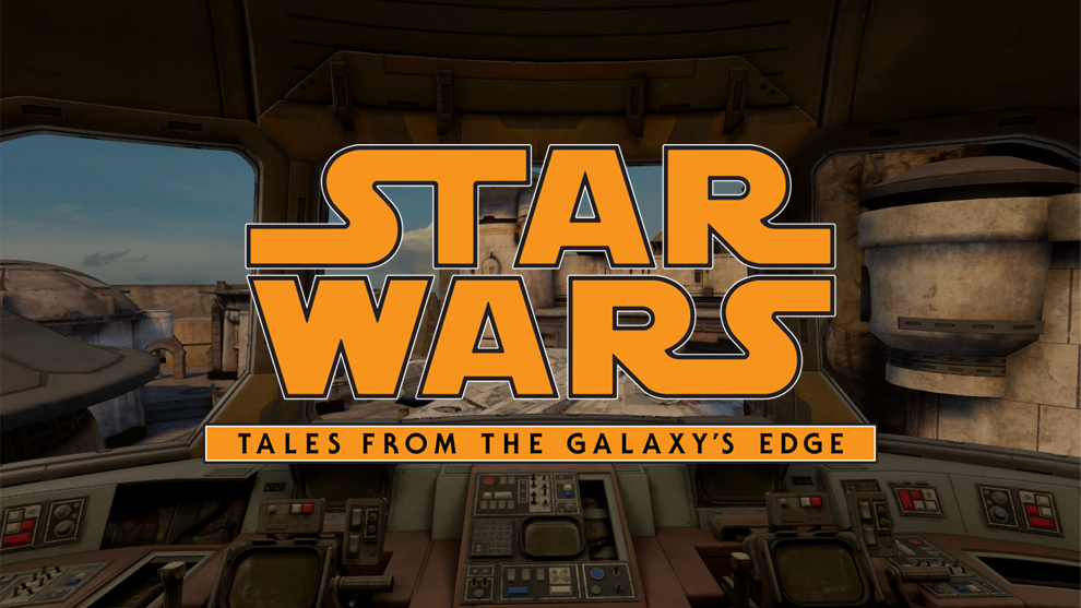 5 New Things We Announced This Week About Star Wars: Tales From The Galaxy's Edge