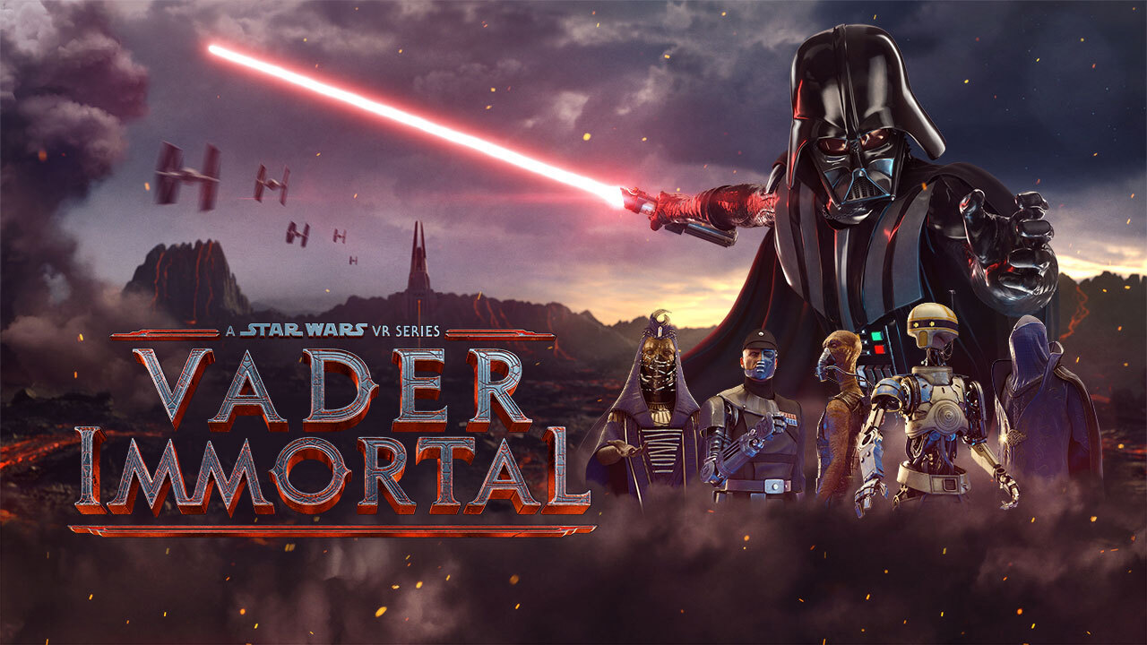 Just Announced: Vader Immortal is Coming to PlayStation VR on August 25, 2020